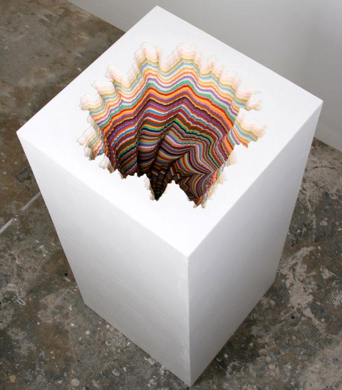 Matematici, metafore, modelaj: Jen Stark - Poza 3