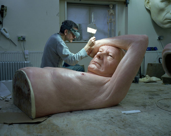 Sculptorul Gulliver in tara hiper-realismului - Poza 1