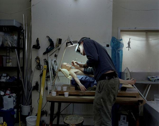 Sculptorul Gulliver in tara hiper-realismului - Poza 2