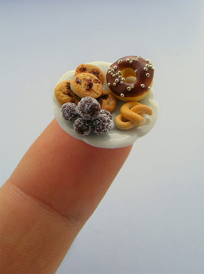 Dieta pascala miniaturala, de Shay Aron - Poza 2
