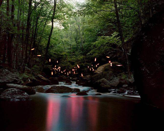 Fotograful care sculpteaza peisaje cu lumina - Poza 1