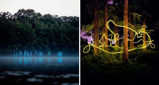 Fotograful care sculpteaza peisaje cu lumina - Poza 7