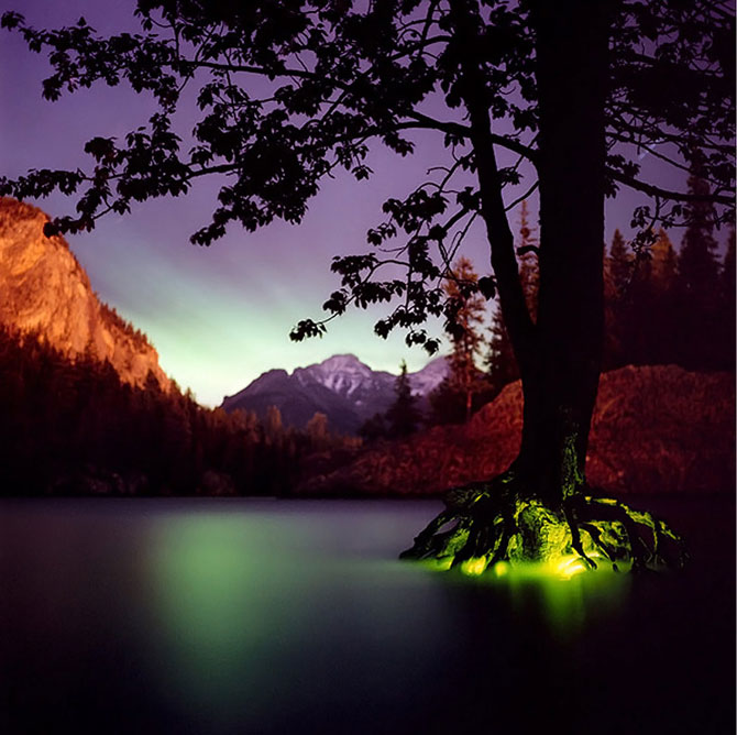 Fotograful care sculpteaza peisaje cu lumina - Poza 8