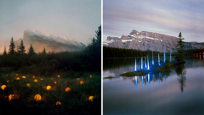 Fotograful care sculpteaza peisaje cu lumina - Poza 9