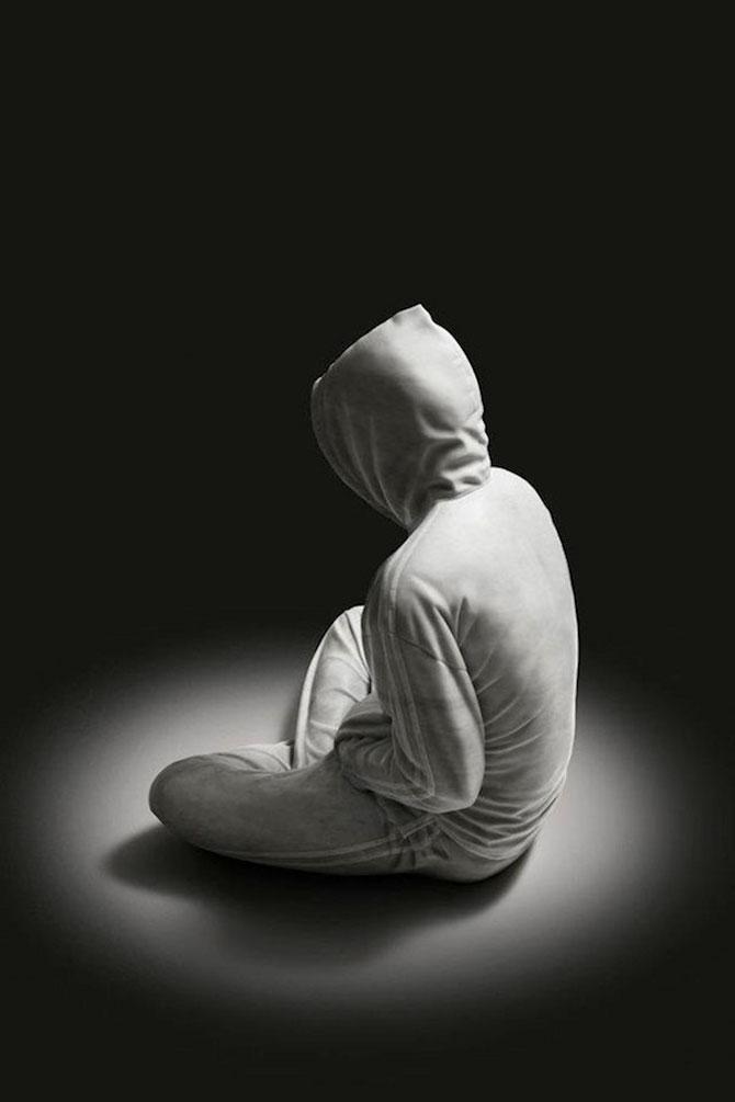 Sculpturi realiste din marmura, de Alex Seton - Poza 2