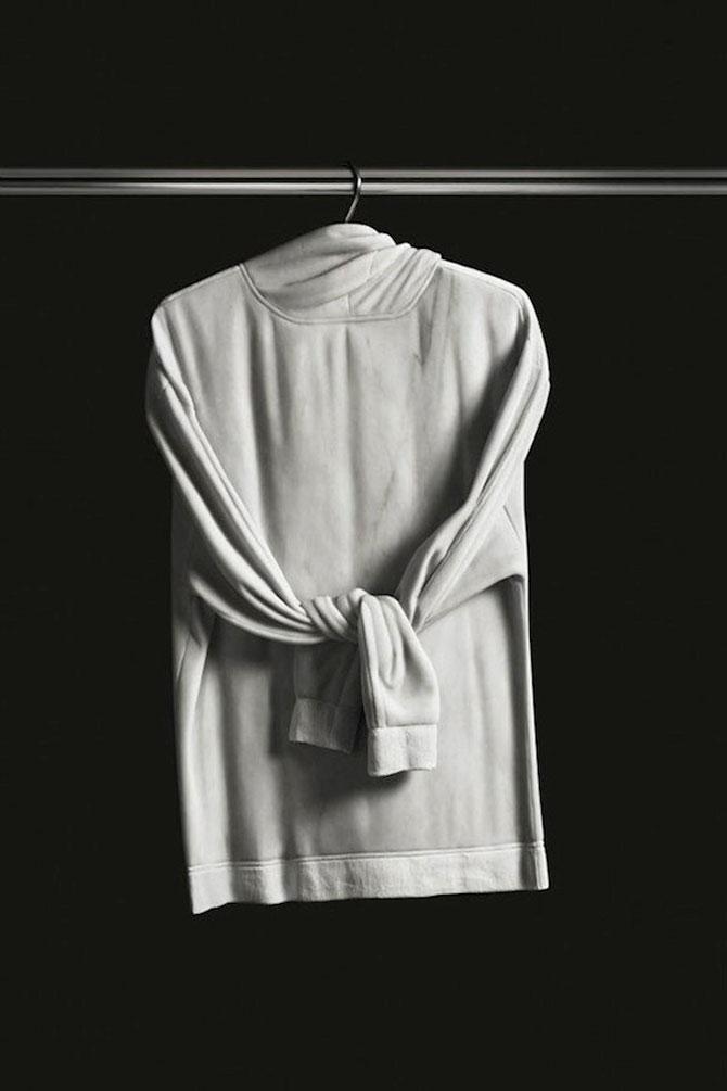 Sculpturi realiste din marmura, de Alex Seton - Poza 4