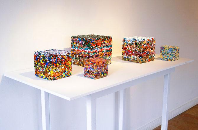 Sculpturi in toate culorile, de Kris Scheifele - Poza 3