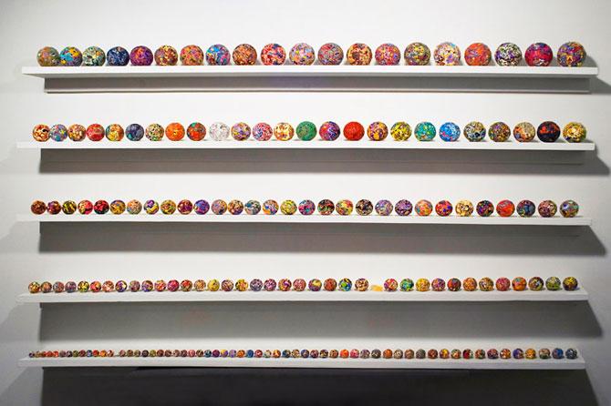 Sculpturi in toate culorile, de Kris Scheifele - Poza 4