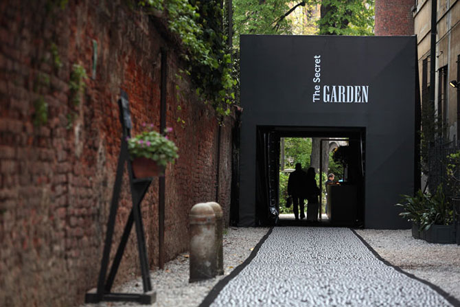 Cea mai secreta gradina din Milano! - Poza 14