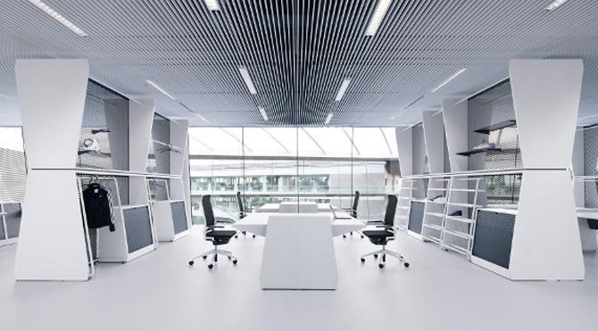 Adidas isi tine angajatii in forma la noul sediu - Poza 3