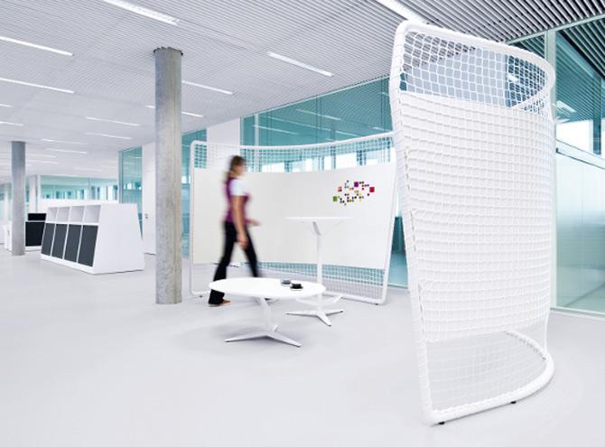 Adidas isi tine angajatii in forma la noul sediu - Poza 13