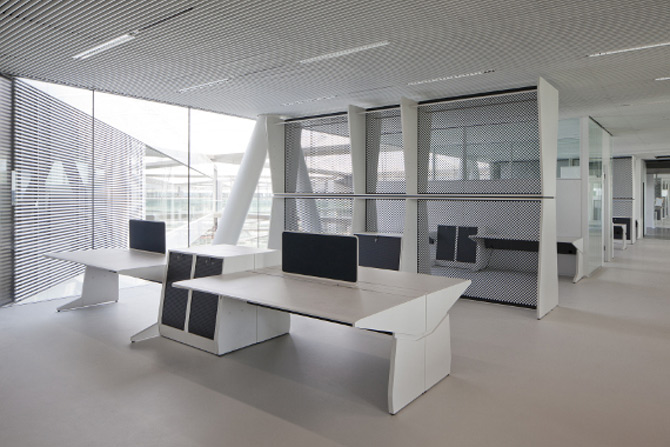 Adidas isi tine angajatii in forma la noul sediu - Poza 20