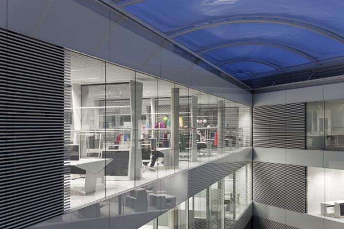 Adidas isi tine angajatii in forma la noul sediu - Poza 26