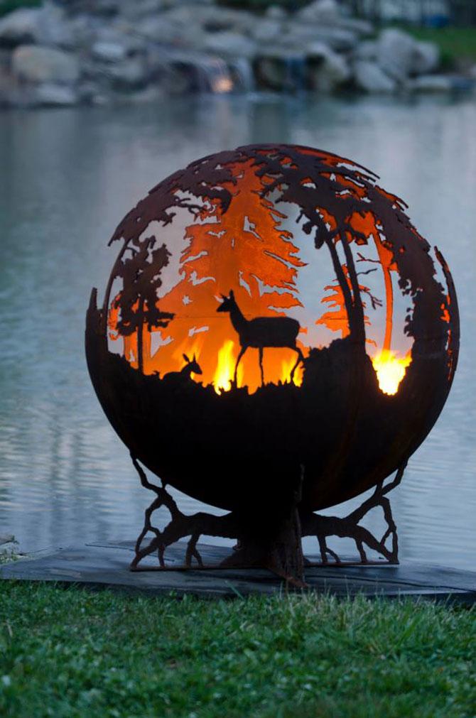 Focul din padure, de Melissa Crisp - Poza 2