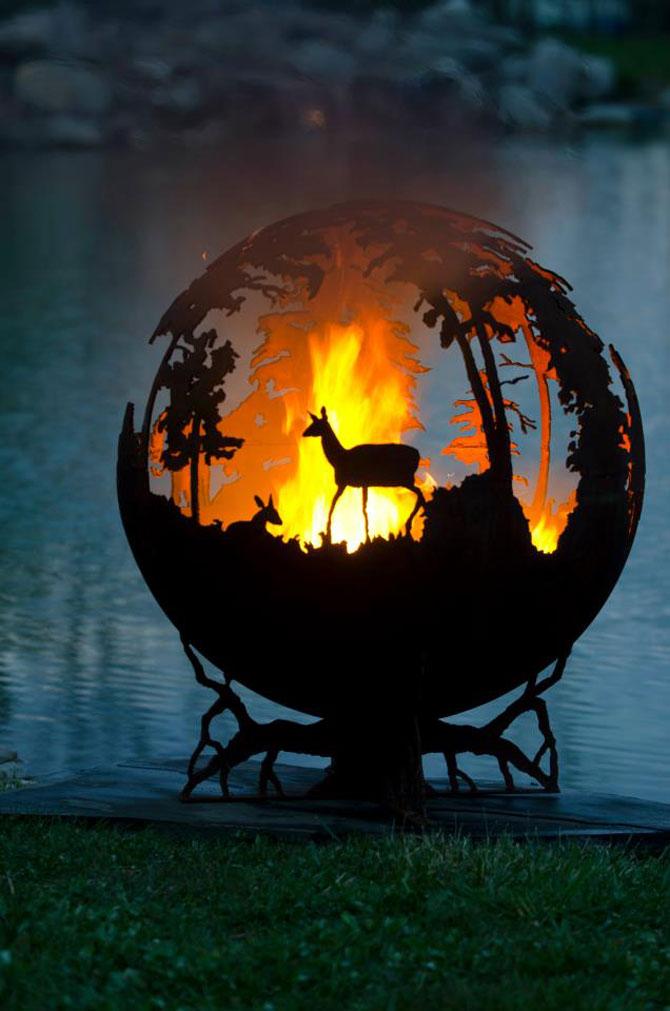 Focul din padure, de Melissa Crisp - Poza 3