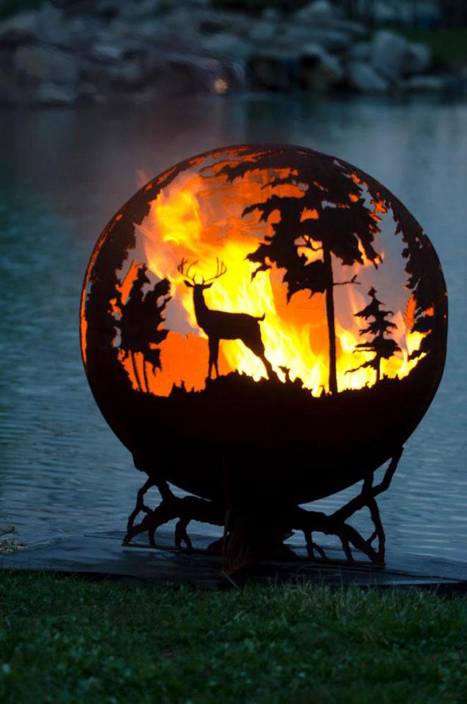 Focul din padure, de Melissa Crisp - Poza 4