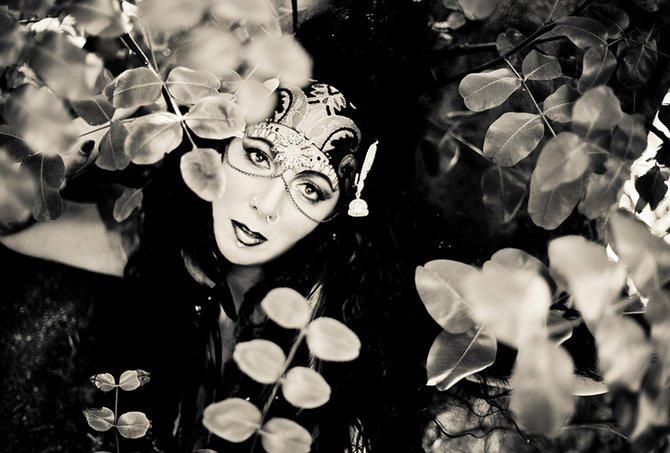 Carnaval burlesc cu Sequoia Emmanuelle - Poza 6