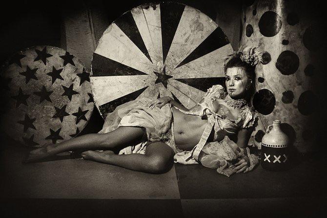 Carnaval burlesc cu Sequoia Emmanuelle - Poza 10