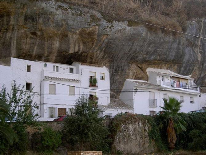 Orasul din stanca: Setenil de las Bodegas, Spania - Poza 4