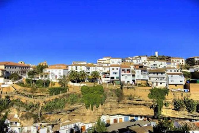 Orasul din stanca: Setenil de las Bodegas, Spania - Poza 7