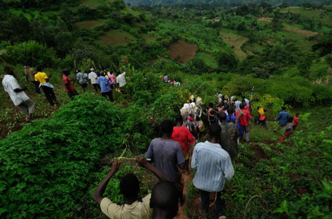 Africa, intre frumusete si razboaie, de Shannon Jensen - Poza 8