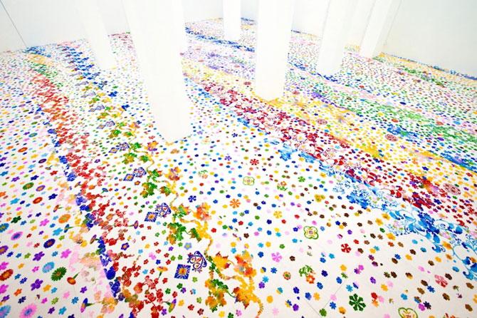 Gradina fermecata de la Muzeul de Arta din Singapore - Poza 3