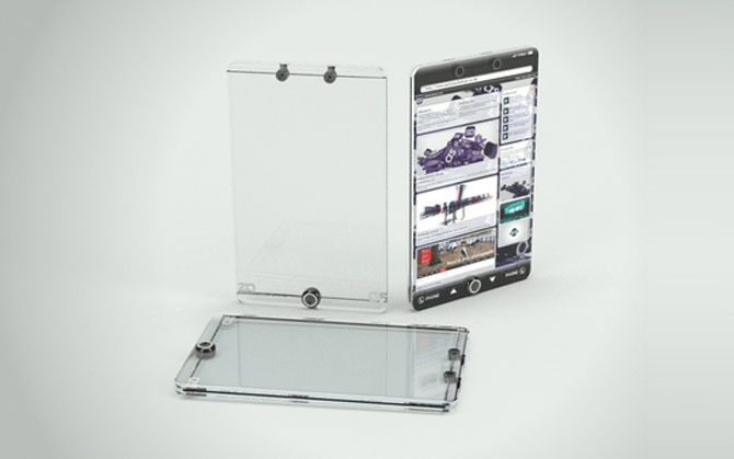 Smartphone-uri si tablete din viitor, de Andrew Solesbury - Poza 1