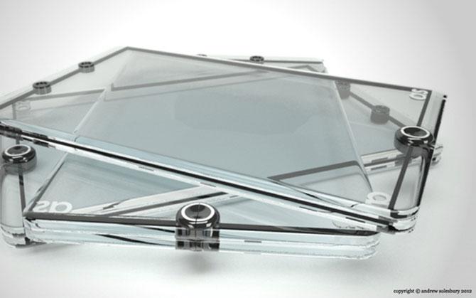 Smartphone-uri si tablete din viitor, de Andrew Solesbury - Poza 4