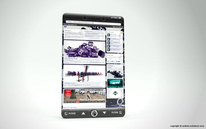 Smartphone-uri si tablete din viitor, de Andrew Solesbury - Poza 9