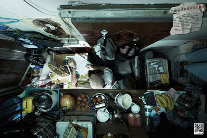 Apartamente mai mici ca-n Romania la Hong Kong - Poza 2