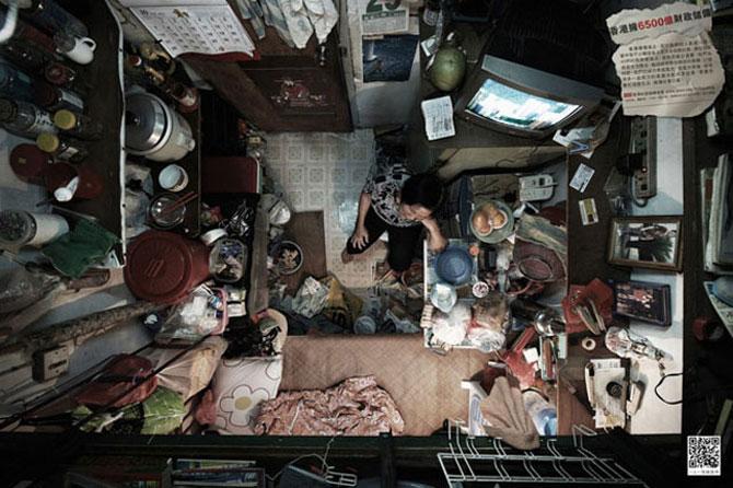 Apartamente mai mici ca-n Romania la Hong Kong - Poza 3