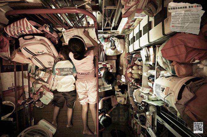 Apartamente mai mici ca-n Romania la Hong Kong - Poza 4