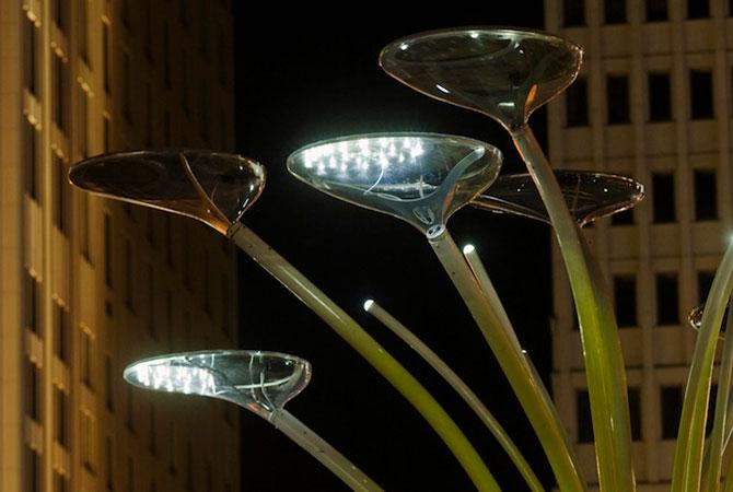 Copacul cu panouri solare, pentru JO 2012 - Poza 5