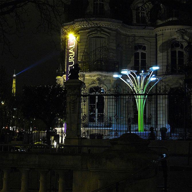 Copacul cu panouri solare, pentru JO 2012 - Poza 7