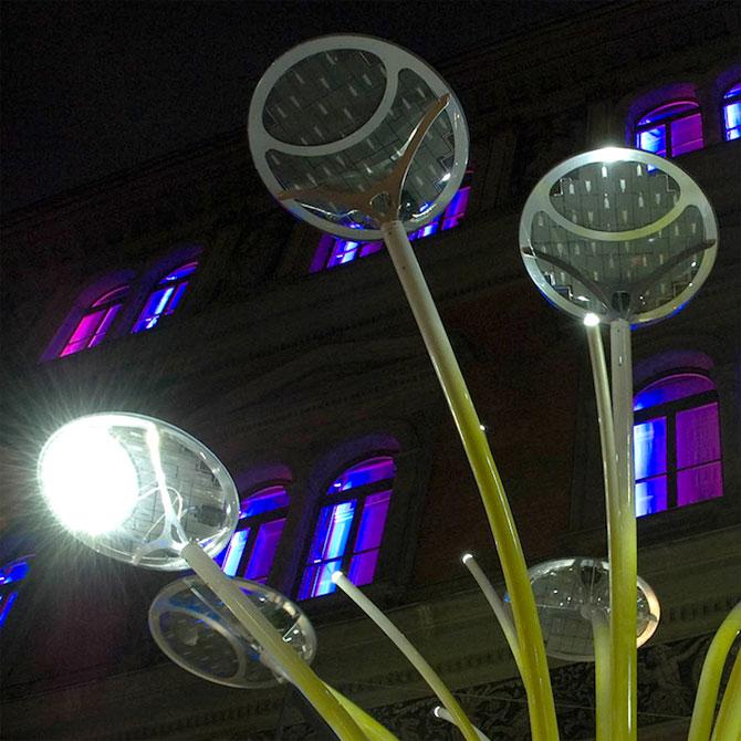 Copacul cu panouri solare, pentru JO 2012 - Poza 8