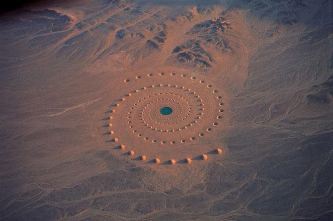 Desert Breath - Spirala misterioasa din Sahara - Poza 1