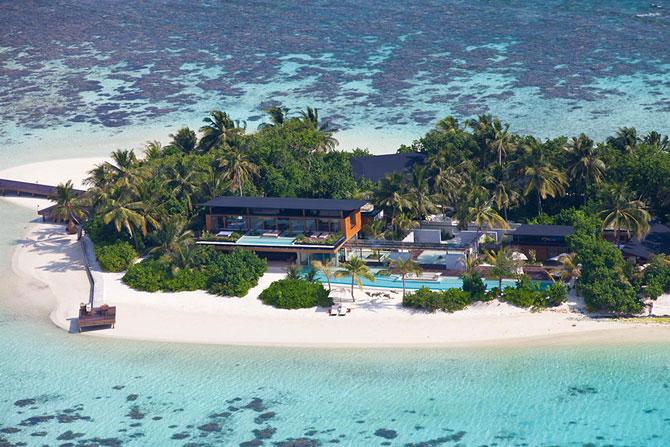 Cum arata o statiune privata din Insulele Maldive? - Poza 1