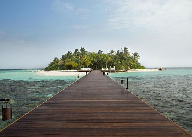 Cum arata o statiune privata din Insulele Maldive? - Poza 2