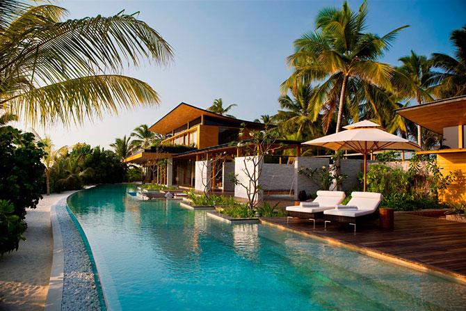 Cum arata o statiune privata din Insulele Maldive? - Poza 3