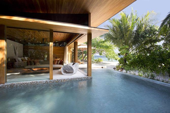 Cum arata o statiune privata din Insulele Maldive? - Poza 4