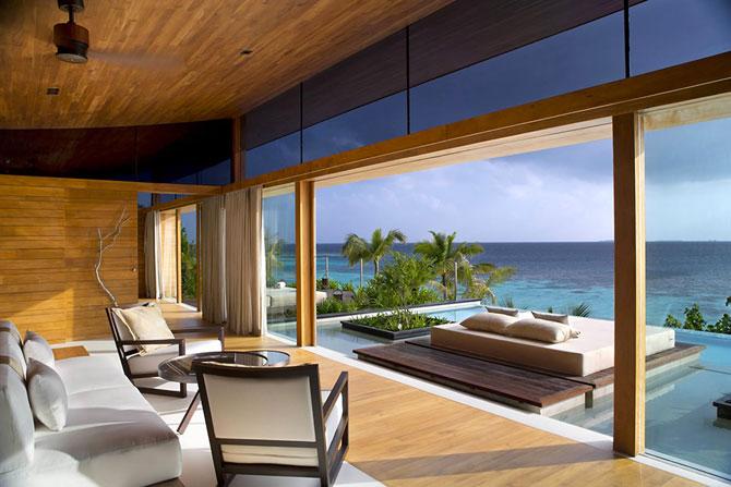 Cum arata o statiune privata din Insulele Maldive? - Poza 5
