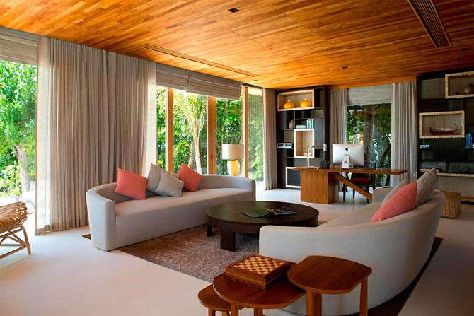 Cum arata o statiune privata din Insulele Maldive? - Poza 8