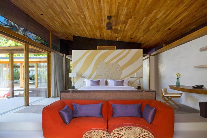 Cum arata o statiune privata din Insulele Maldive? - Poza 14
