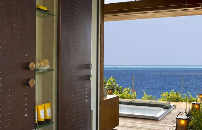 Cum arata o statiune privata din Insulele Maldive? - Poza 15