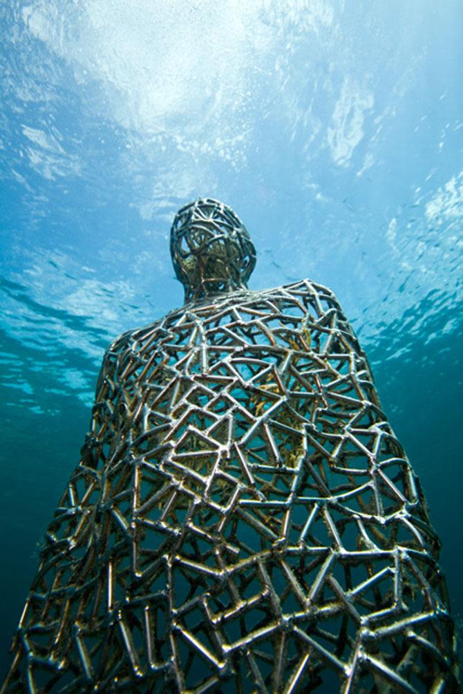 Statui subacvatice, de Jason deCaires Taylor - Poza 3