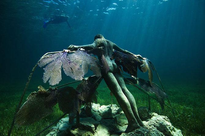 Statui subacvatice, de Jason deCaires Taylor - Poza 5