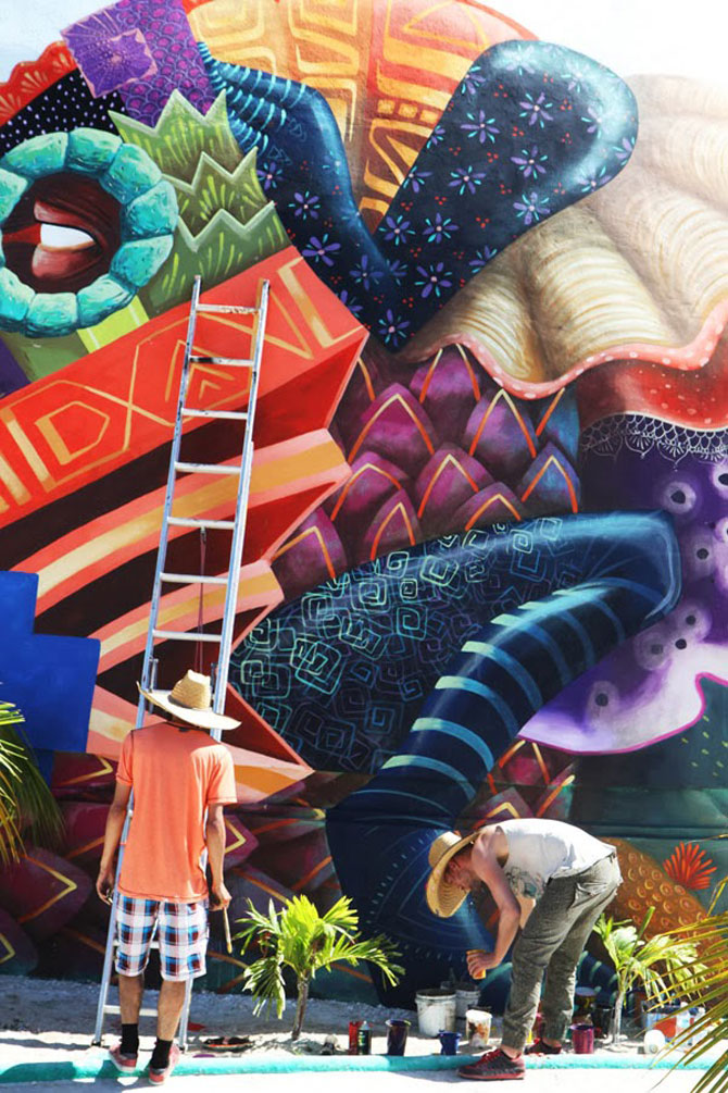 O cupola inspirata de folclor, in Mexic - Poza 5