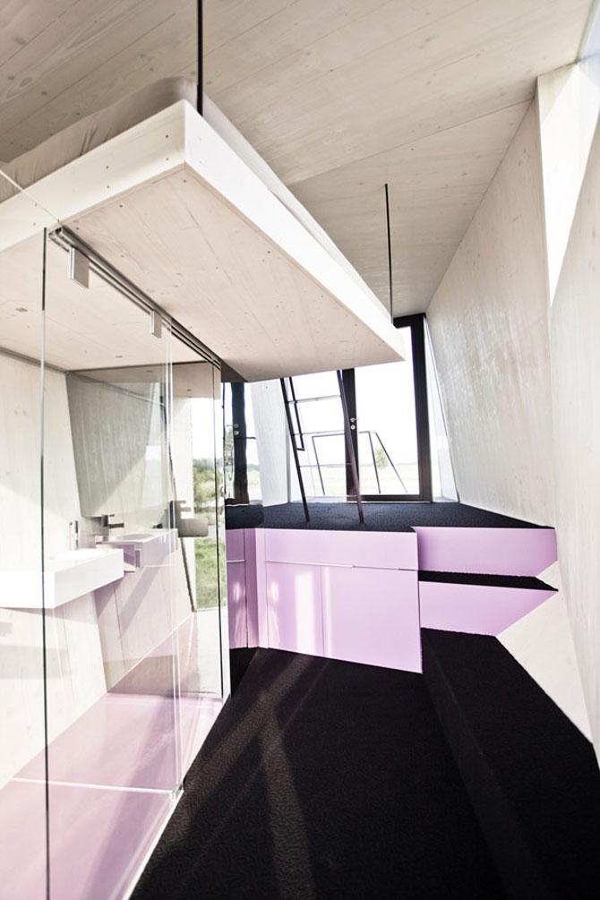 Studio WG3 Hypercubus Hotel Mobil