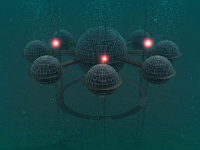 Submarinul in care poti locui, de Phil Pauley - Poza 6