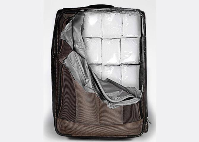 Autocolante anti-plictiseala pentru bagaje - Poza 2